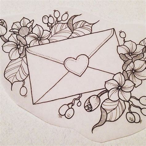 envelope tattoo 25 best ideas about envelope on