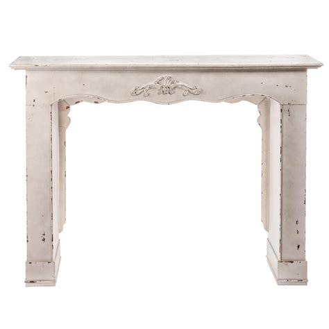 marco chimenea marco chimenea decorativo blanco sublime wedding shop