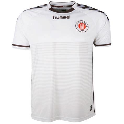 Parka St Pauli Coach Jacket Spieler 2013 14 fc st pauli away football shirt 2014 15 hummel sportingplus for sport