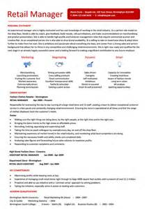Resume Format For Store Manager by 10 Manager Resume Templates Free Word Pdf Psd