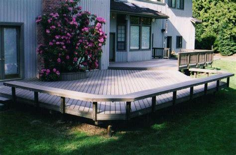 wrap around deck wrap around deck outdoor landscape pinterest