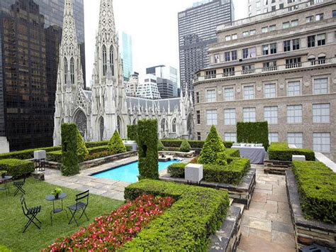 Nyc Gardens by Daily What The Rooftop Gardens Of Rockefeller