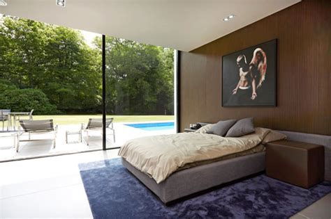 Grand Designs Modernist Property In Colgate Horsham Grand Bedroom Designs