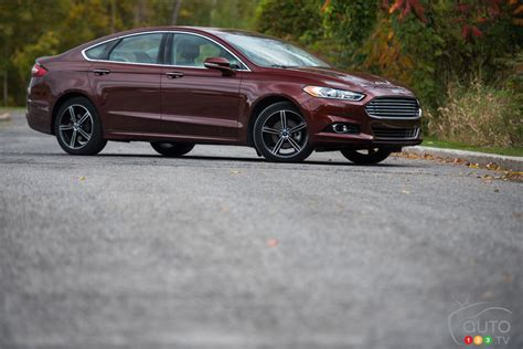 2015 Ford Fusion Titanium by The 2015 Ford Fusion Titanium Wards Asian Midsize Cars