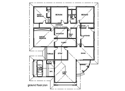 ghana house plans odikro house plan house plans ghana 3 4 5 6 bedroom house plans in ghana