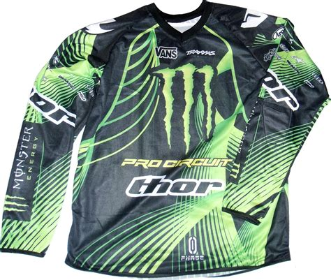 monster jersey веломайка fox racing monster energy jersey images frompo