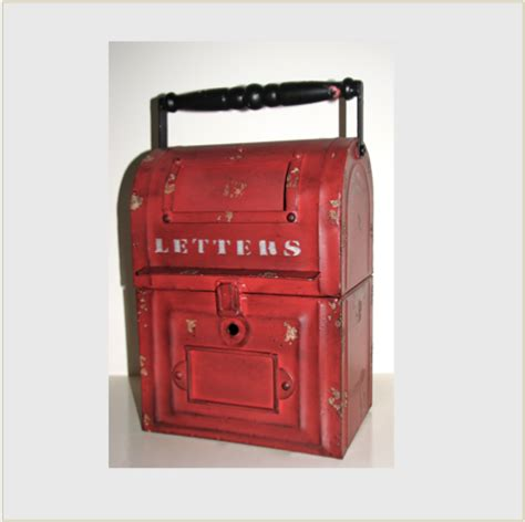 Wedding Letterbox Hire by Fashioned Metal Letterbox Events2celebrate