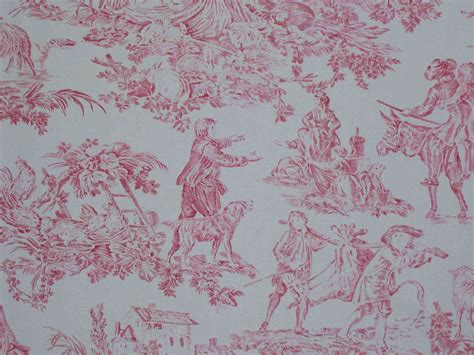 Upholstery Material For Sale by Toile Fabric For Sale Desktop Image