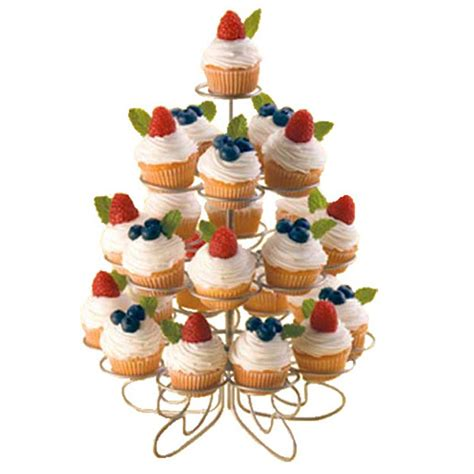 My Baby Set Fresh Fruity fresh fruit mini cupcakes wilton