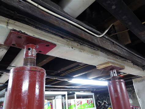 Install Steel Support Columns ? Gold Star General Contracting