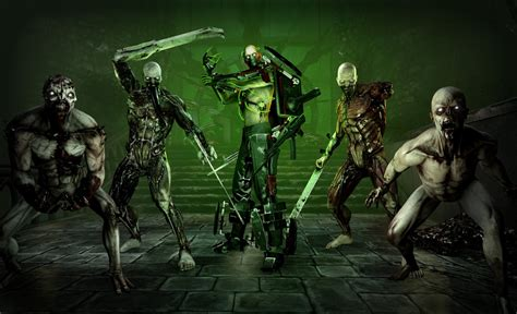 killing floor 2 killing floor 2 si aggiorna con il descent content pack multiplayer it
