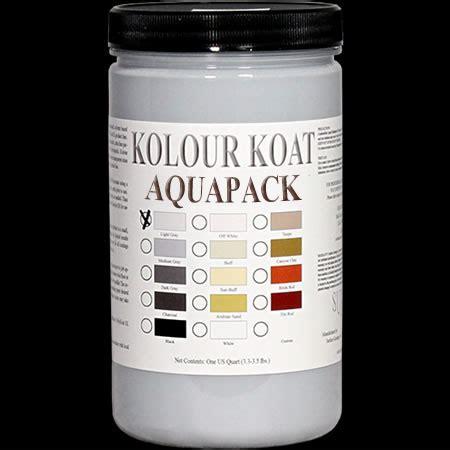 Water Based Sealer Colors   Seal n Lock Tint Additive