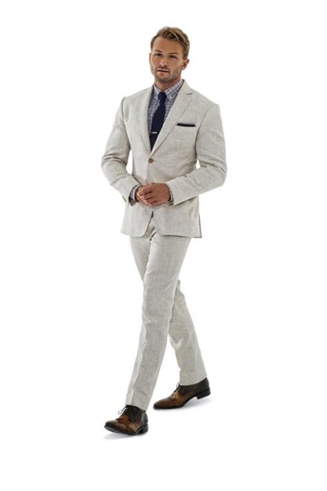 Linen Suit   Linen Suits & Jackets   Montagio