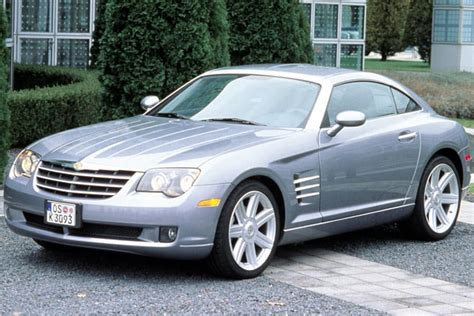 how it works cars 2004 chrysler crossfire auto manual 2004 chrysler crossfire specs pictures trims colors cars com