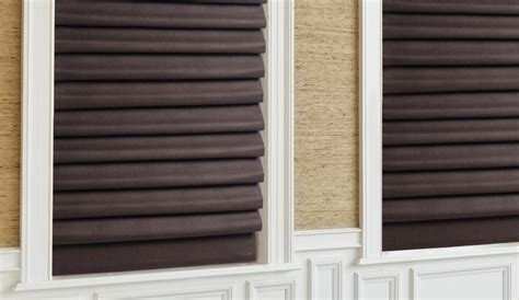 DaVill Blackout Roman Shades