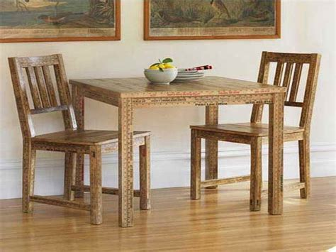 home sawbuck dining table setting