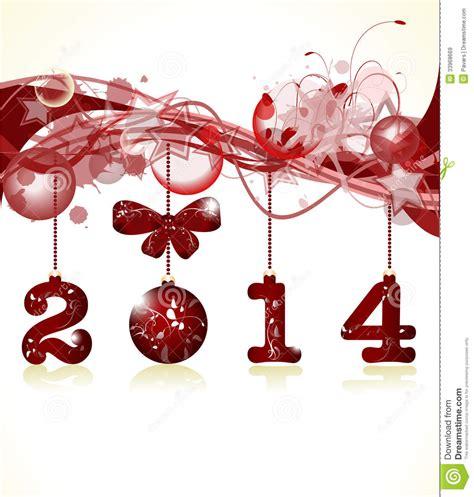 imagenes de merry christmas 2014 vrolijke kerstmis en gelukkig nieuwjaar 2014 vector