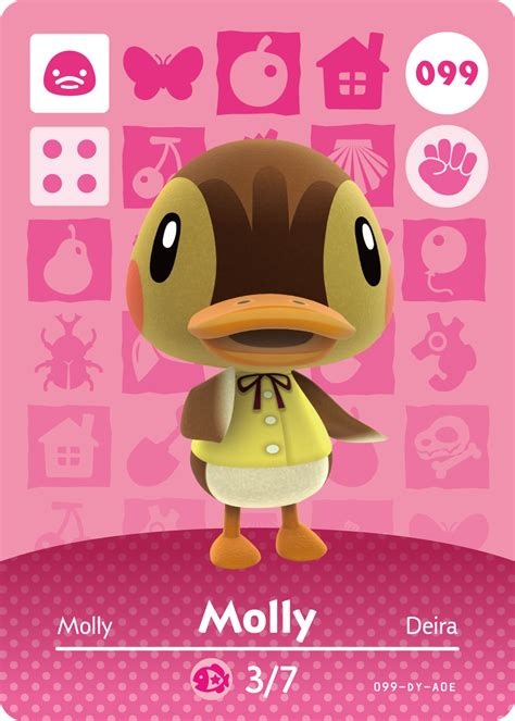 Animal Crossing Amiibo Card Template by Image Animal Crossing Amiibo Card 099 Png Nintendo