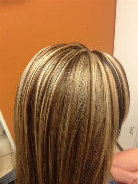 hair color ideas with highlights and lowlights google long hair slices of highlights and lowlights hair by meg