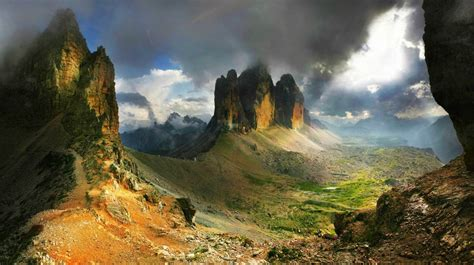 Abandon Buildings dolomites italy beautiful places best places in the