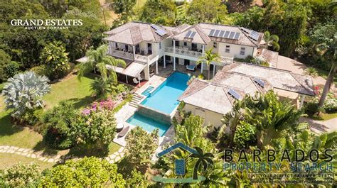 barbados luxury villa 5 bedrooms 7