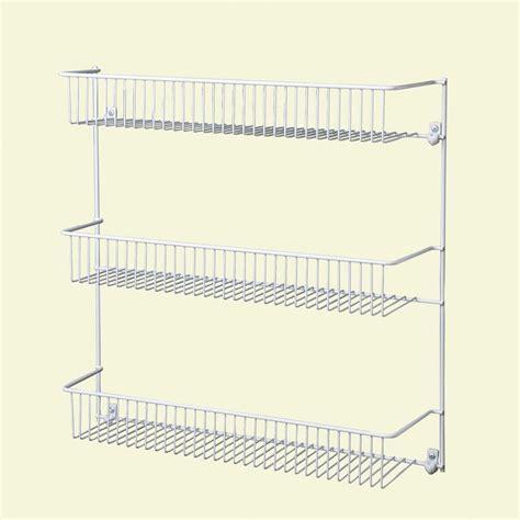 closetmaid 18 in 3 tier all purpose storage rack 8022
