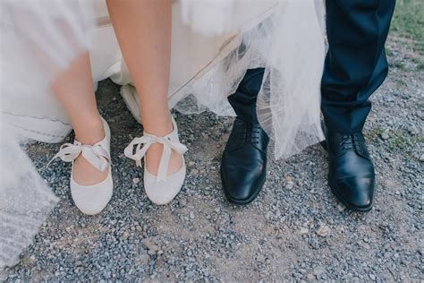 Schuhe Vintage Hochzeit by Vintage Trifft Garten Und Scheune Eine Hochzeit In