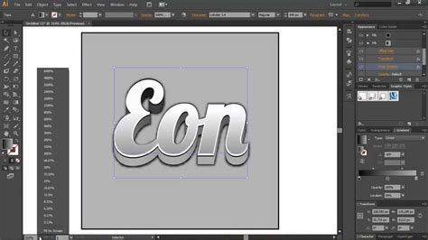 adobe illustrator cs6 justify text how to make good looking 3d text in adobe illustrator cs6