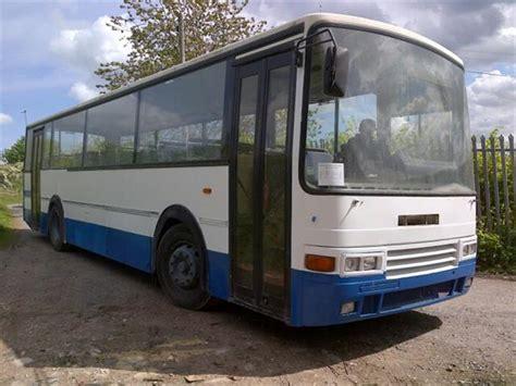 vehicle details  volvo bm  metre bus left hand drive     coach