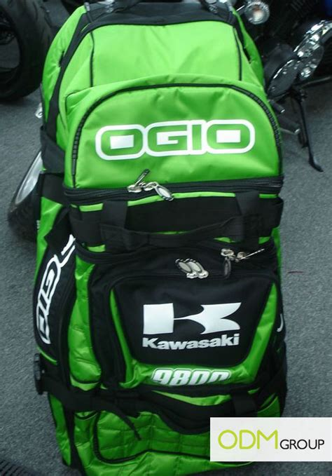 ogio motocross gear bags gift with purchase ogio gear bag by kawasaki