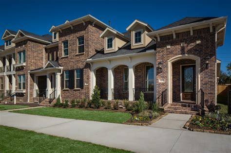 townhome model home opens in imperial sugar land prime
