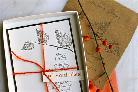 Handmade Paper Wedding Invitations - handmade wedding stationery decor using kraft paper etsy