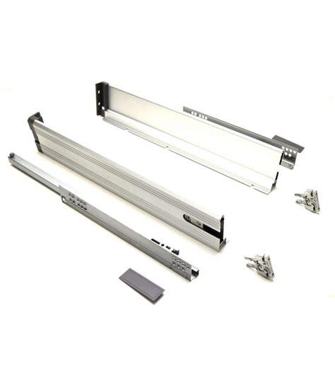 guide per cassetti blum cassetto blum tandembox in alluminio con attacchi serie