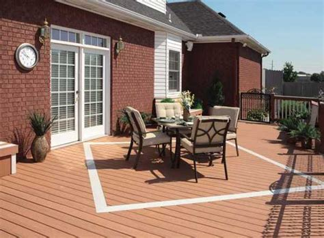 Deck Flooring Ideas by 22 Composite Flooring Ideas To Bring Style