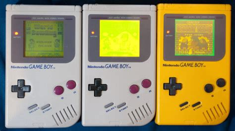 gameboy color backlight backlit boy dmg pocket color buyers guide