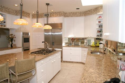 white cabinets with black granite white kitchen cabinets beige countertop quicua com