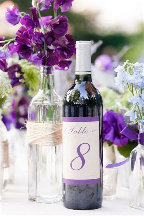 plum wedding centerpieces 25 best ideas about purple wedding tables on