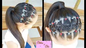 hairstyles using rubber bands diadema banditas elasticas elastic band headband