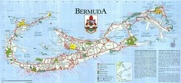 Bermuda Map World by Bermuda Map