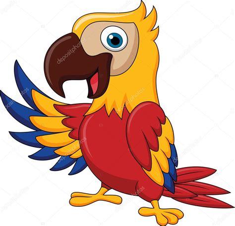 imagenes animadas de una niña guacamayo aves dibujos animados agitando archivo
