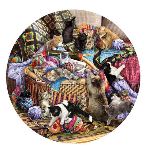 knitting puzzles the knitting circle jigsaw puzzle puzzlewarehouse