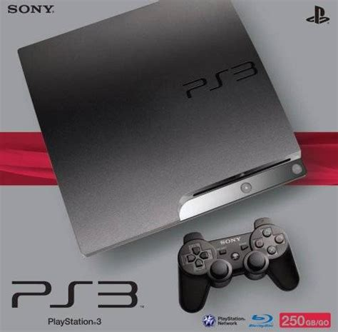 Sony Ps3 Slim 250gb Cfw With Box playstation 3 box for playstation 3 gamefaqs