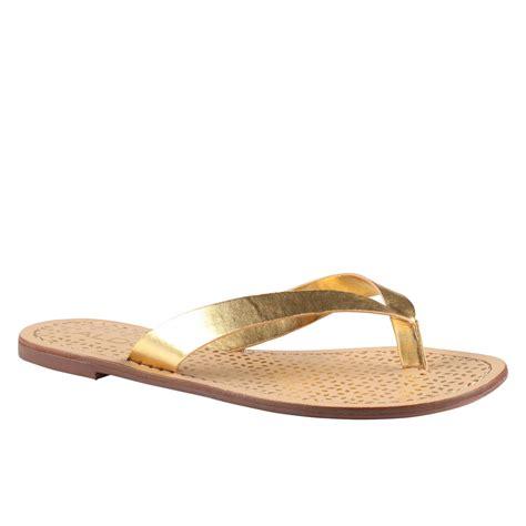aldo sandals aldo sandals in gold lyst