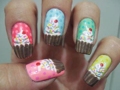 imagenes uñas decoradas navideñas modelos unhas cupcake como fazer fotos v 237 deo ensinando