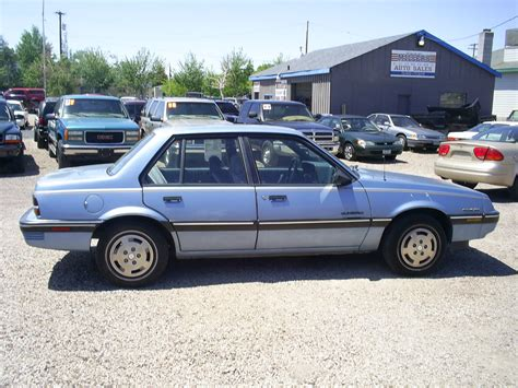 1987 Pontiac Sunbird by 1987 Pontiac Sunbird Information And Photos Momentcar