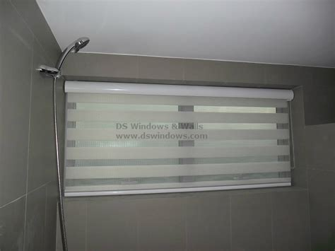 blinds bathroom window combi blinds for elegant bathroom window cover mandaluyong city