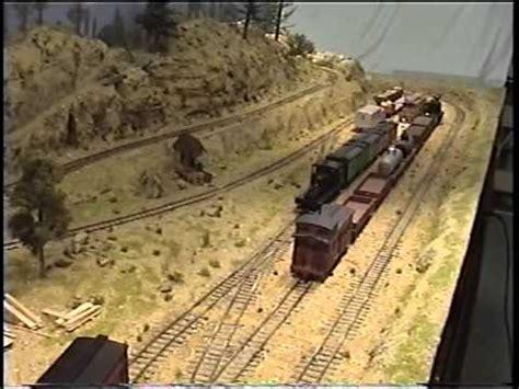 on30 layout design narrow gauge narrow gauge american on30 chelma canyon youtube