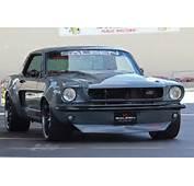 EBay Find Saleen Inspired Custom Wide Body 1965 Mustang