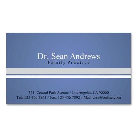 Dr Business Card Template by 17 Best Images About Dr Business Cards On