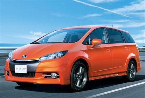 Toyota Wish 2015 2015 Toyota Wish Price Specs Review